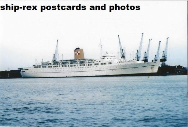 EMPRESS OF BRITAIN (1955, Canadian Pacific) photo (a)